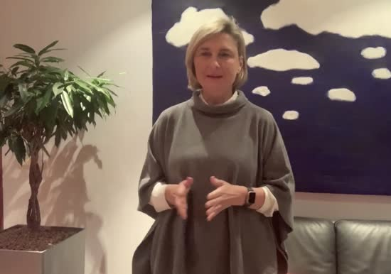 Videoboodschap Hilde Crevits