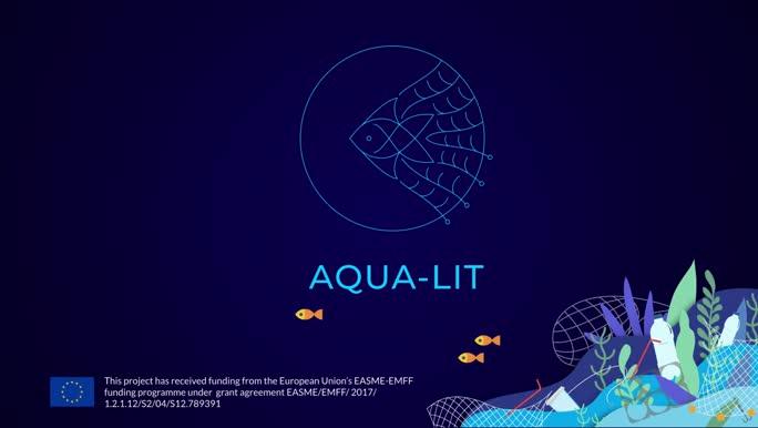 AQUA-LIT project: marien zwerfvuil door aquacultuur vermijden