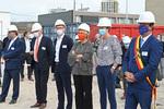 2020.06.30 InnovOcean Campus eerste steenlegging