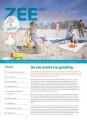 Zeekrant 2021: jaarlijkse uitgave van het Vlaams Instituut voor de Zee en de Provincie West-Vlaanderen