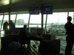 Bezoek scheepvaartbegeleiding