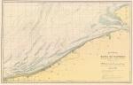 <B>Stessels</B> (1866). Carte générale des bancs de Flandres compris entre Gravelines et l'embouchure de l'Escaut[S.n.]: Anvers. 1 map pp.