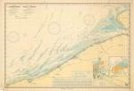 <B>Hydrografische Dienst der Kust Oostende</B> (1966). Noordzee Vlaamse Banken = Mer du Nord Bancs des Flandres. Ministerie van Openbare Werken en Wederopbouw: Brussel. 1 map pp.