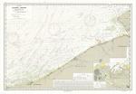 <B>Hydrografische Dienst der Kust Oostende</B> (1980). Noordzee Vlaamse Banken. Ministerie van Openbare Werken: Brussel. 1 map pp.
