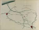 <B>De Maere-Limnander, A.</B> (1875). Avant-projet d'un canal maritime à grande section de Gand à la mer avec embranchement sur Bruges. Imprimerie C. Annoot-Braeckman: Gand. 29, 1 folded map pp.