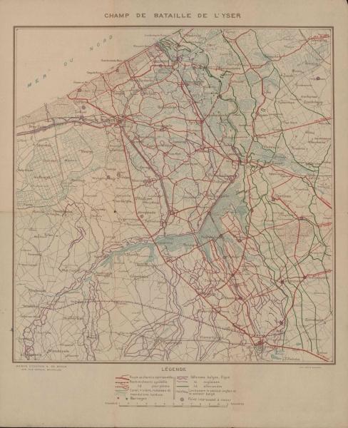 Slagveld van de Ijzer (1914)