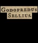 Sellius, Godofredus