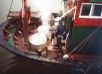 Koken aan boord