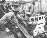 Landing of herring, author: Onbekend [bent u de auteur? laat het ons weten]
