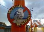 Verboden meeuwen te voederen