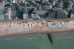 Strand, dijk en bebouwing kustzone Knokke
