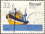 Portugese tonijnvisser