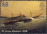 "Britse stoomboot ""PS Great Western"" (1838)"