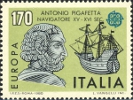 Antonio Pigafetta (ca. 1491-1534)