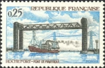 France, Rochefort, Martrou bridge