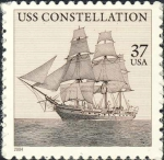 "Amerikaans oorlogsschip ""USS Constellation"" (1797)"