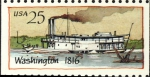 "Amerikaans stoomschip ""Washington"" (1816-1831)"