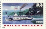 "Amerikaans stoomschip ""Bailey Gatzert"" (1890-1926)"