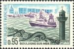 France, Boulogne-sur-mer