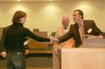Uitreiking VLIZ Aanmoedigingspijs 2004