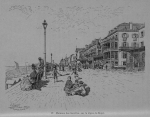 <B>Auguin, E.</B> (1899). Plages belges: 4. De Heyst-sur-Mer à la frontière hollandaise. H. Le Soudier: Paris. 127 pp.
