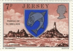 Jersey, la Corbire