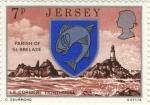 Jersey, la Corbière