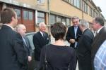 2006.09.25 Bezoek Prins Laurent aan het IODE project office