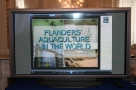 Persmoment: Flanders' Aquaculture in the world (21.4.2008)