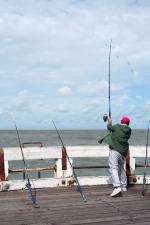 Recreatieve visserij