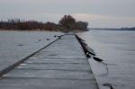 Jetty Vistula River