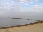 Jetty Vistula River