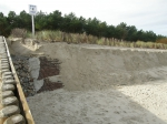 Hel Peninsula artificial dune