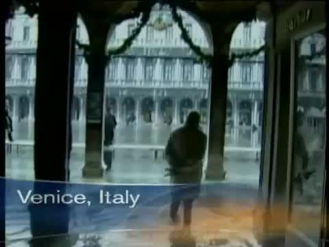 High Tide Floods Venice