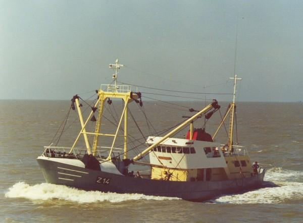 Z.14 De Bounty (Bouwjaar 1973)