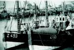 Z.493 Martine (bouwjaar 1929) en Z.733 Heldenhulde (Bouwjaar 1936) en Z.76, author: Onbekend [bent u de auteur? laat het ons weten]