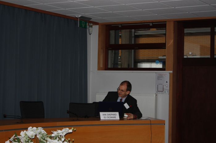 Shepherd Iain, European Commission; Directorate-General MARE