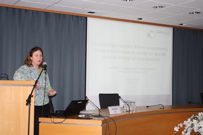 O'Kelly Charlotte, TechWorks Marine