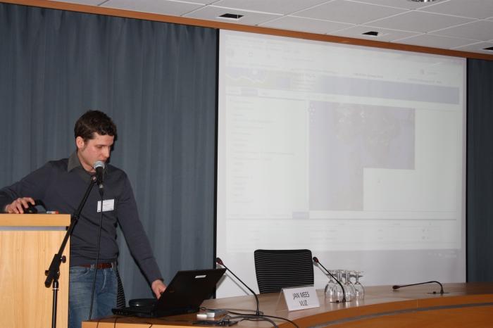 Claus Simon, Vlaams Instituut voor de Zee