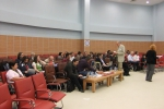 meeting hall, Trakya University