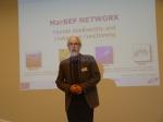 Picture of Karsten Reise, the workshop organisator