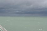 Storm op komst (25.08.2010). [cruise info]