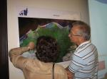 Exploring the Nile Delta map