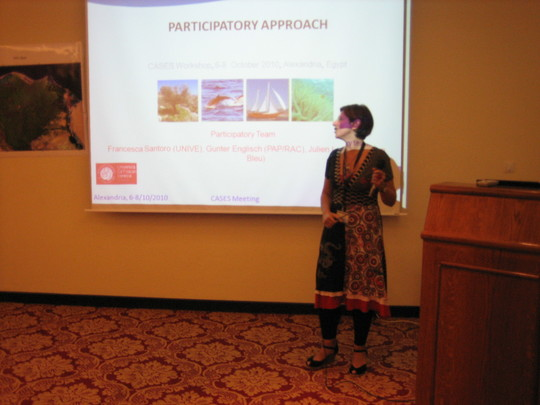 Presentation of Francesca Santoro on Participatory Methods