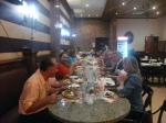 Dinner @ the Egyptian