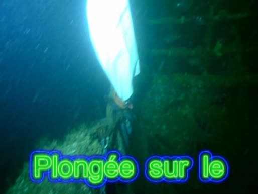 Z.184 Linquenda (duik op wrak)