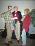 Picture of Adam Sokolowski, Maciej Wolowicz and Anna Szaniawska