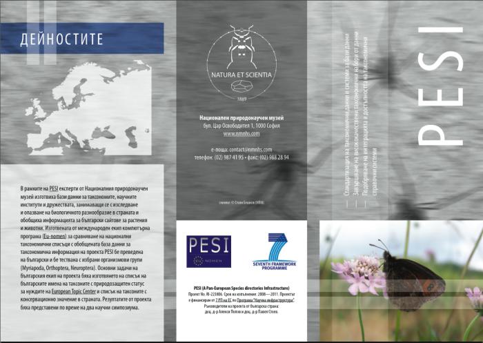 Leaflet PESI Seminar I