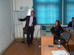University of Amsterdam PESI and LifeWatch representatives