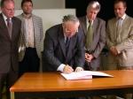 2006.09.22 Samenwerkingsakkoord ILVO-Visserij en VLIZ